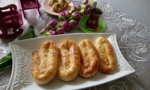 Peynirli Kol Böreği Tarifi