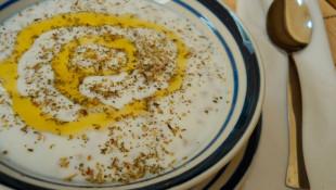 Yoğurtlu Buğday Çorbası Tarifi