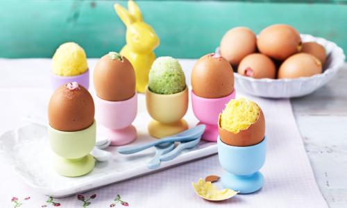 Yumurta Kabuğunda Kek Tarifi
