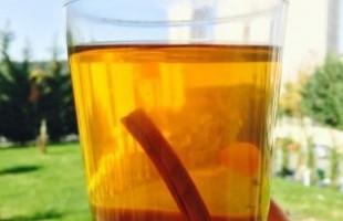 Kilo Verdiren Çay Tarifi