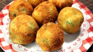 Peynir Köftesi Tarifi