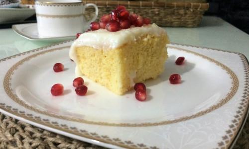 Gelin Pastası Tatlısı Tarifi