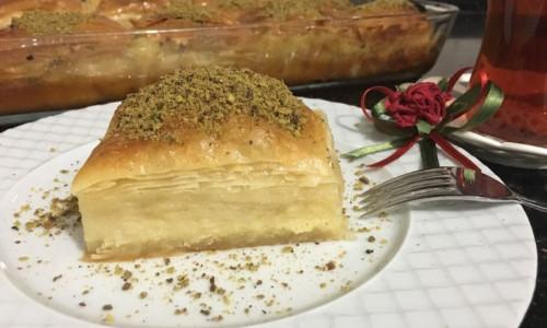 Muhallebili Laz Böreği Tarifi
