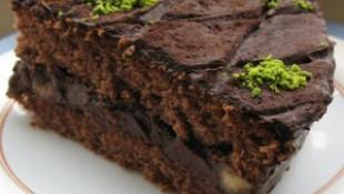 Bitter Çikolatalı Kek Tarifi