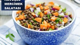 Havuç ve Mercimek Salatası Tarifi