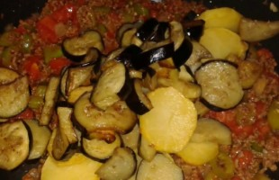 Patlıcan Oturtma Tarifi