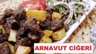Arnavut Ciğeri Tarifi