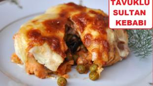 Tavuklu Sultan Kebabı Tarifi