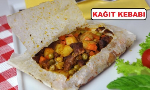 Kağıt Kebabı Tarifi
