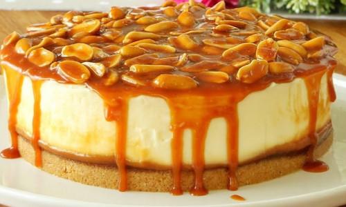 Snickers Cheesecake Tarifi