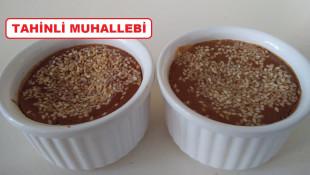 Tahinli Muhallebi Tarifi
